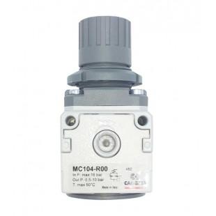 REGULADOR MC G1/4 0,5-10 BAR CON ESCAPE MC104-R00