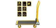CARRO DE ACERO PLEGABLE 150KG STANLEY SXWTD-PC527