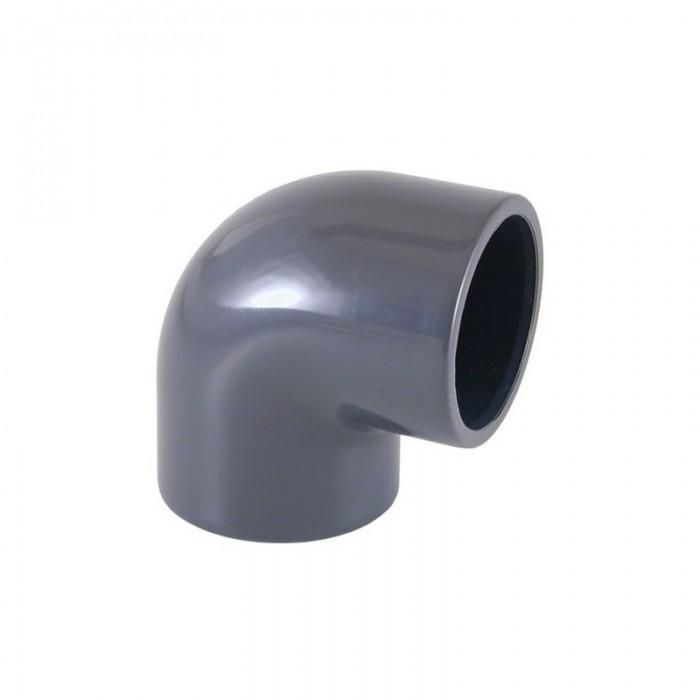 CODO PVC 90º PRESION C-125 D-125