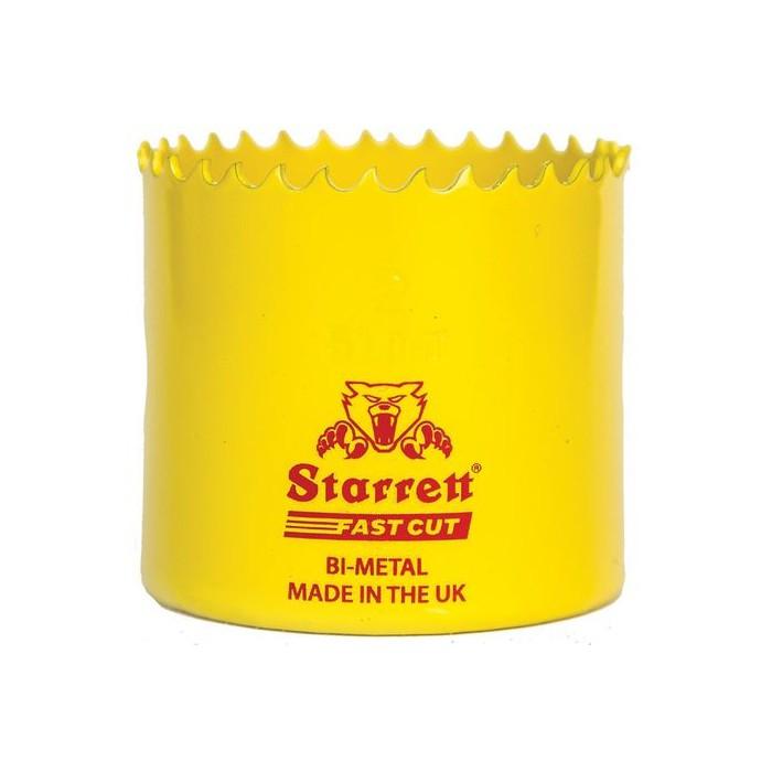 CORONA PERF BIMETAL FAST-CUT STARRETT   19