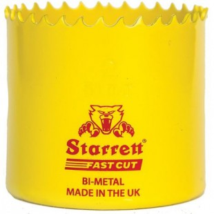 CORONA PERF BIMETAL FAST-CUT STARRETT   30