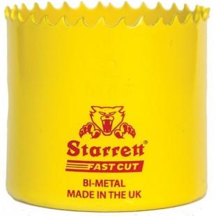 CORONA PERF BIMETAL FAST-CUT STARRETT   70
